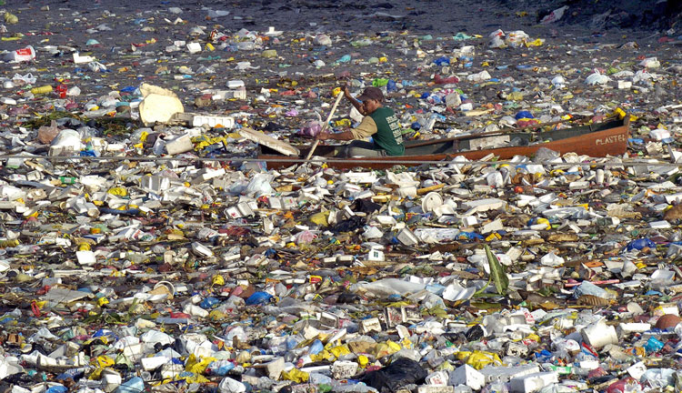 Great Pacific Ocean Garbage Dump