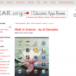 My iPad Review for the IEAR