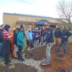 Rain Garden Outdoor Lesson