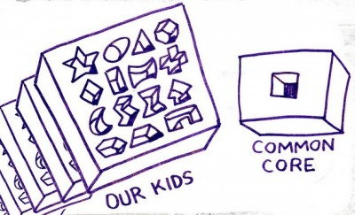 Common Core and Our Kids